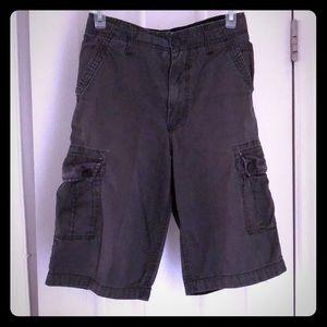 Urban pipeline boys Cargo shorts Size14excel cond.
